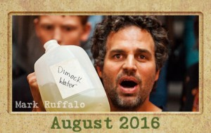 Mark Ruffalo activist