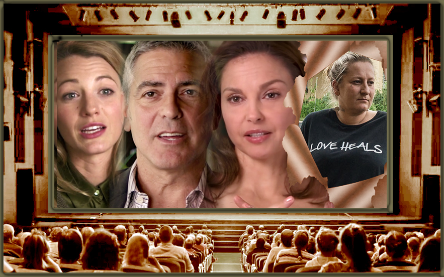 George Clooney Ashley Judd Blake Lively