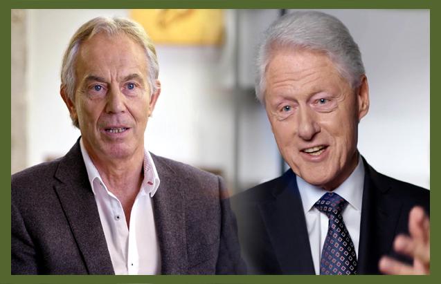 IndieFEST Film Awards Festival Bill Clinton Tony Blair