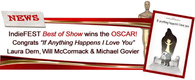 IndieFEST Oscar winner Academy Awards